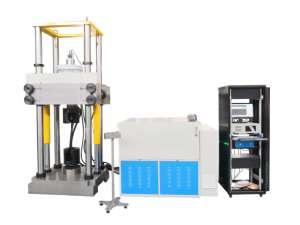 WPW-500D電液伺服動靜疲勞試驗機